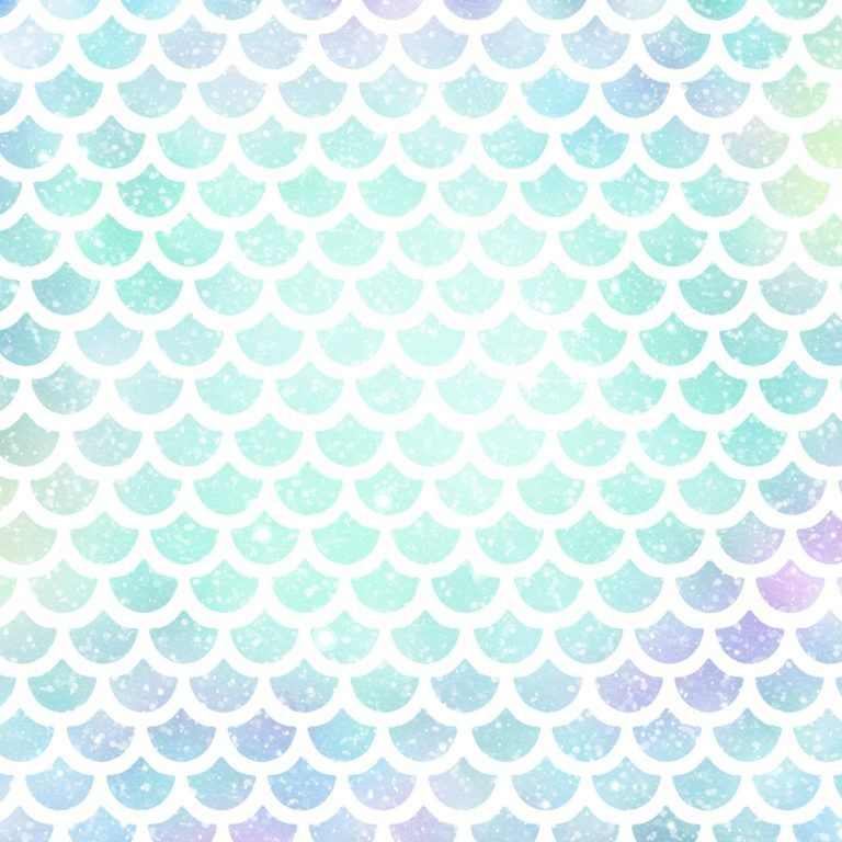 6cca3d8a2 Papel Digital Sereia Escamas Azul e Roxo