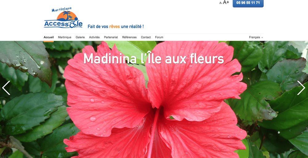 Handicap Tourisme | Visitez la Martinique