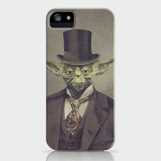 Sir Yoda - Iphone 5 case