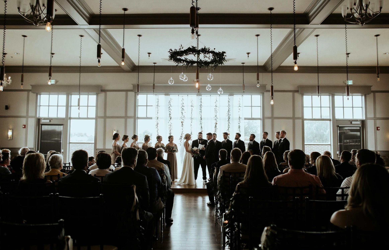 Summer Wedding At Noahs Event Venue In West Omaha Nebraska In 2020 Nebraska Wedding Winter Wedding Venues Wedding Inspiration Summer