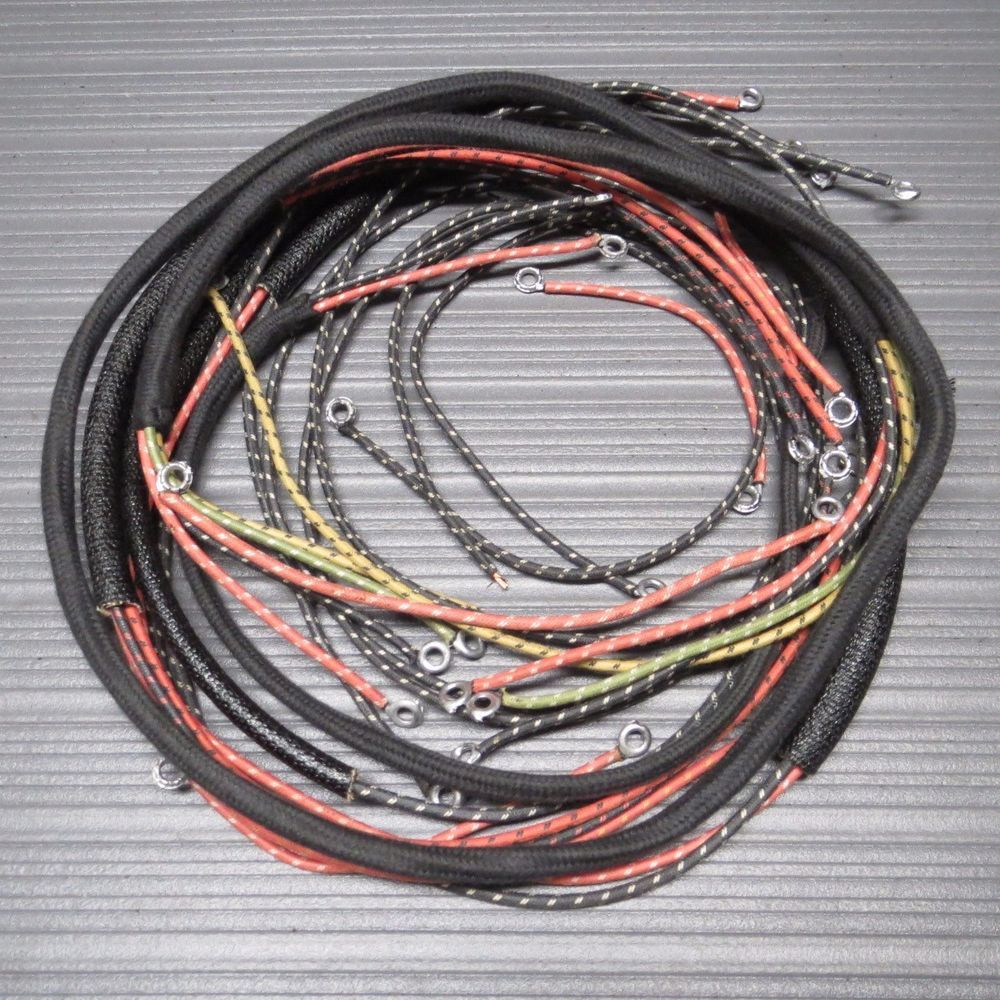 electric fan wiring kit o reilly s electric wiring harness usa wiring auto wiring diagram schematic on electric fan wiring kit o