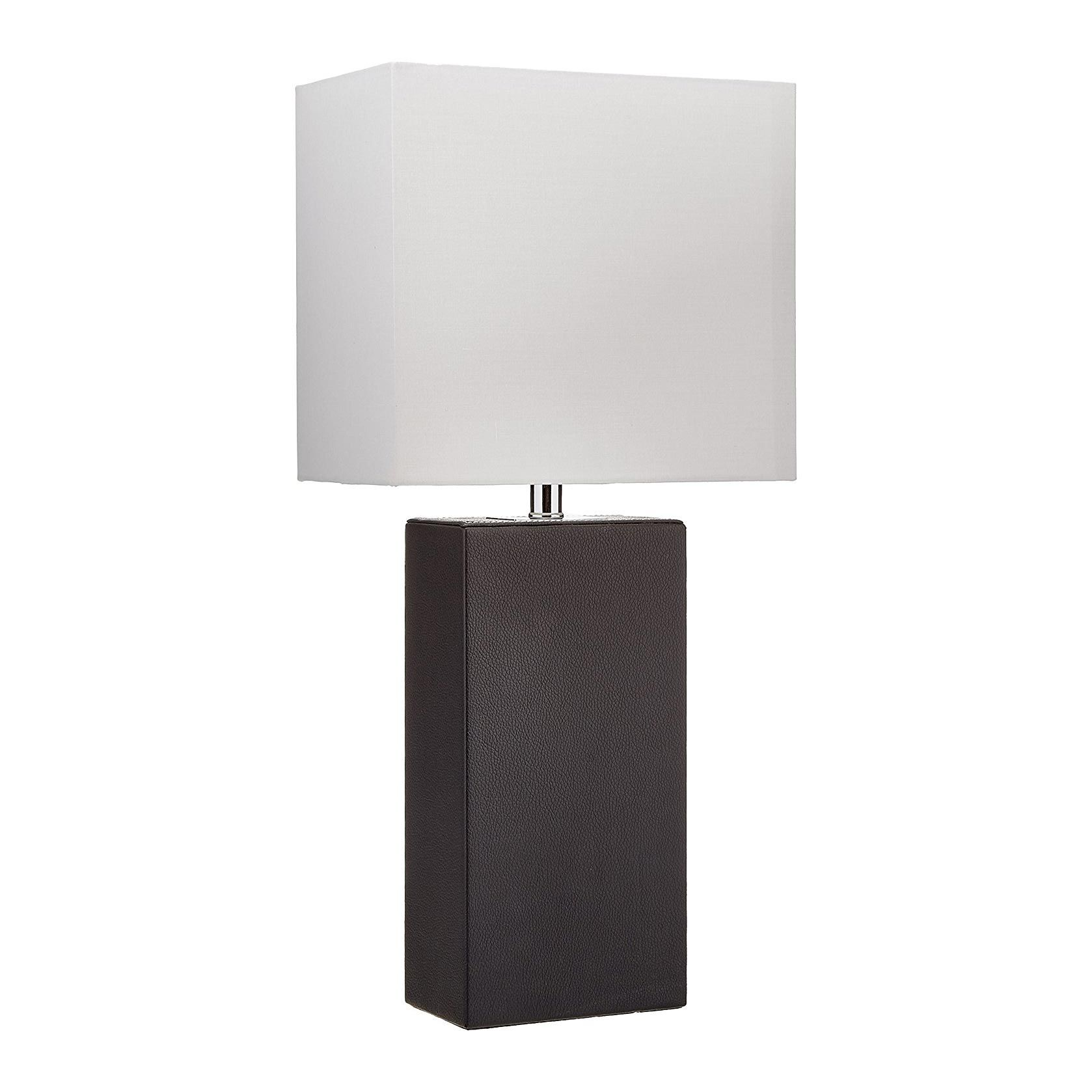 The Elegant Designs Modern Very Stylish Leather Lamp You Will Be