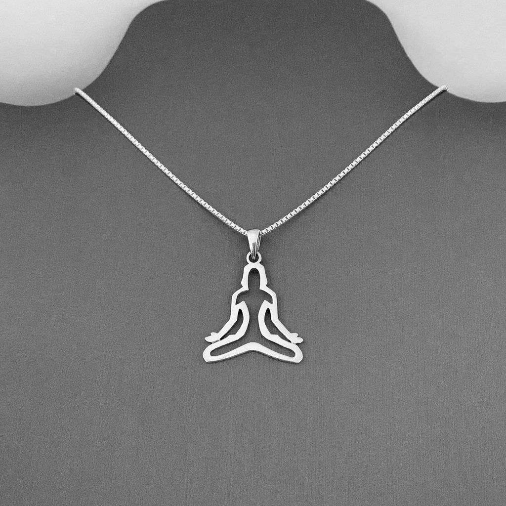 Yoga Pose Jewelry