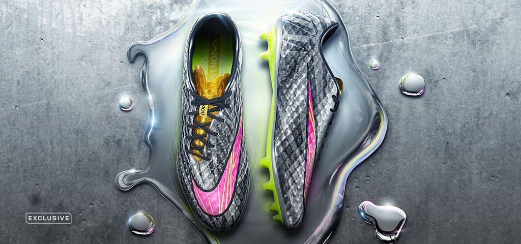Nike Hypervenom Phatal Liquid Diamond Football Boots Nike Boots