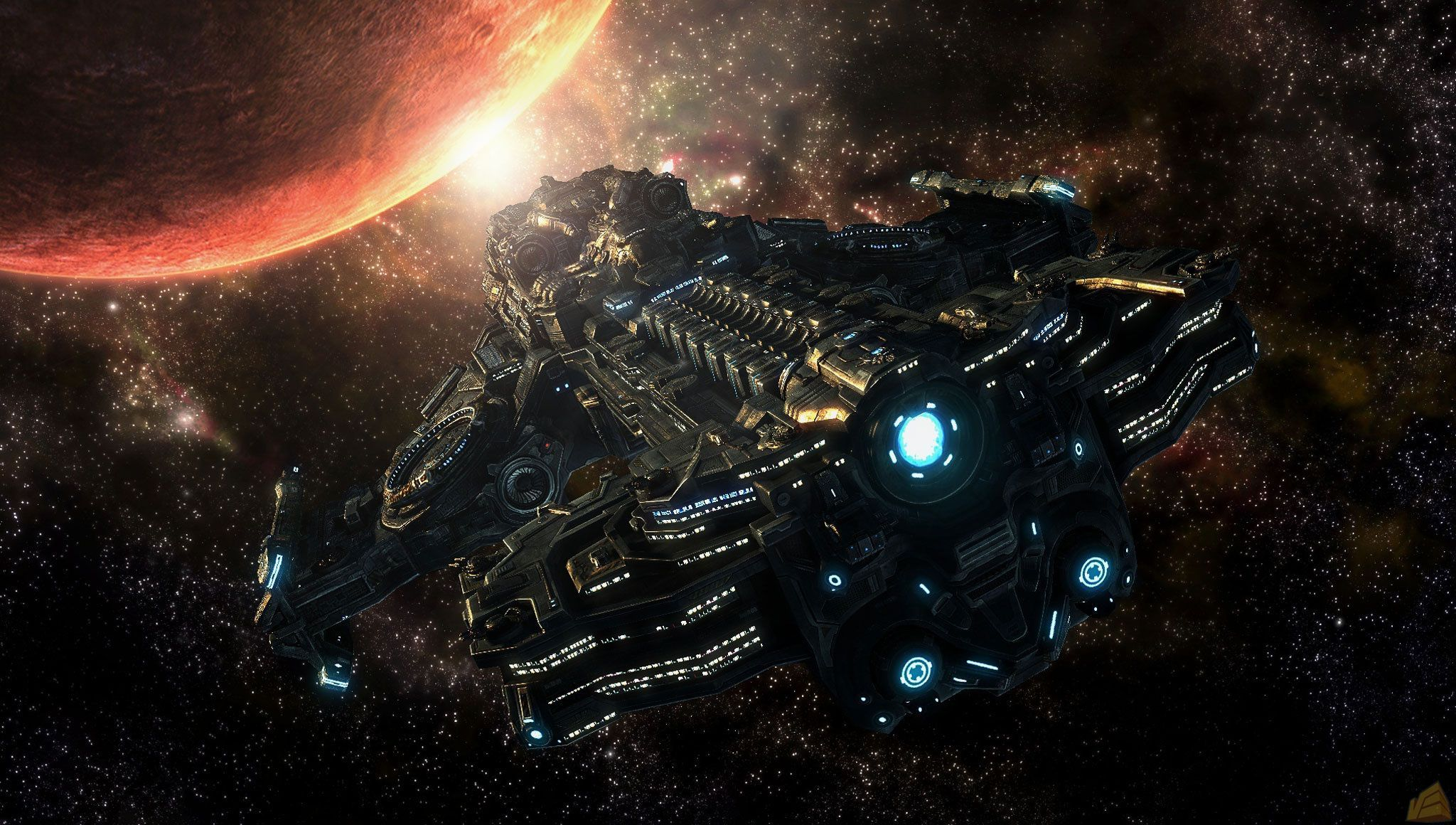 I Dont Like Waiting So I Am Doing Scifi Starship Saturday Sunday Today Sci Friday No Well I Tried Here Just Take This Post Starcraft Galaxy Wallpaper Hd Wallpaper
