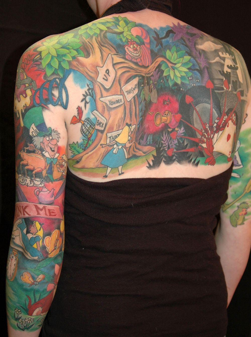 alice in wonderland tattoo alice in wonderland pinterest tattoo vorlagen tatoo und kompass. Black Bedroom Furniture Sets. Home Design Ideas