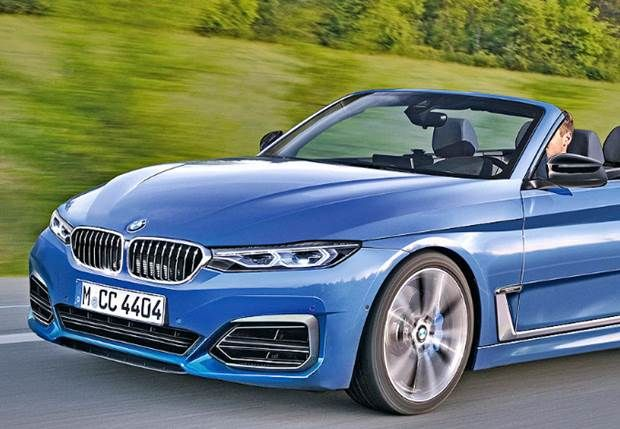 2020 Bmw 4 Series Convertible Price And Reviews Bmw 4 Series
