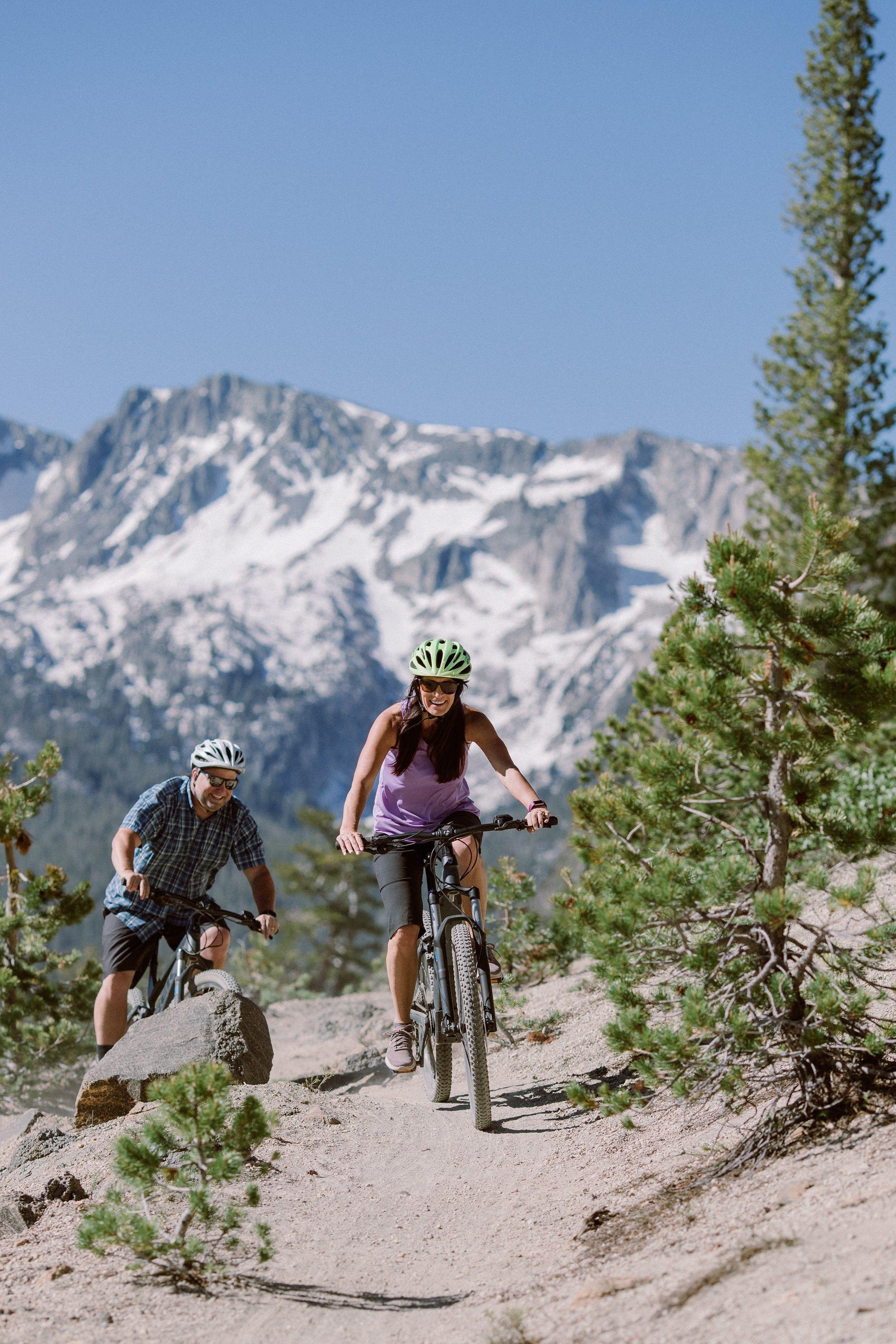 Mammoth Mountain Bike