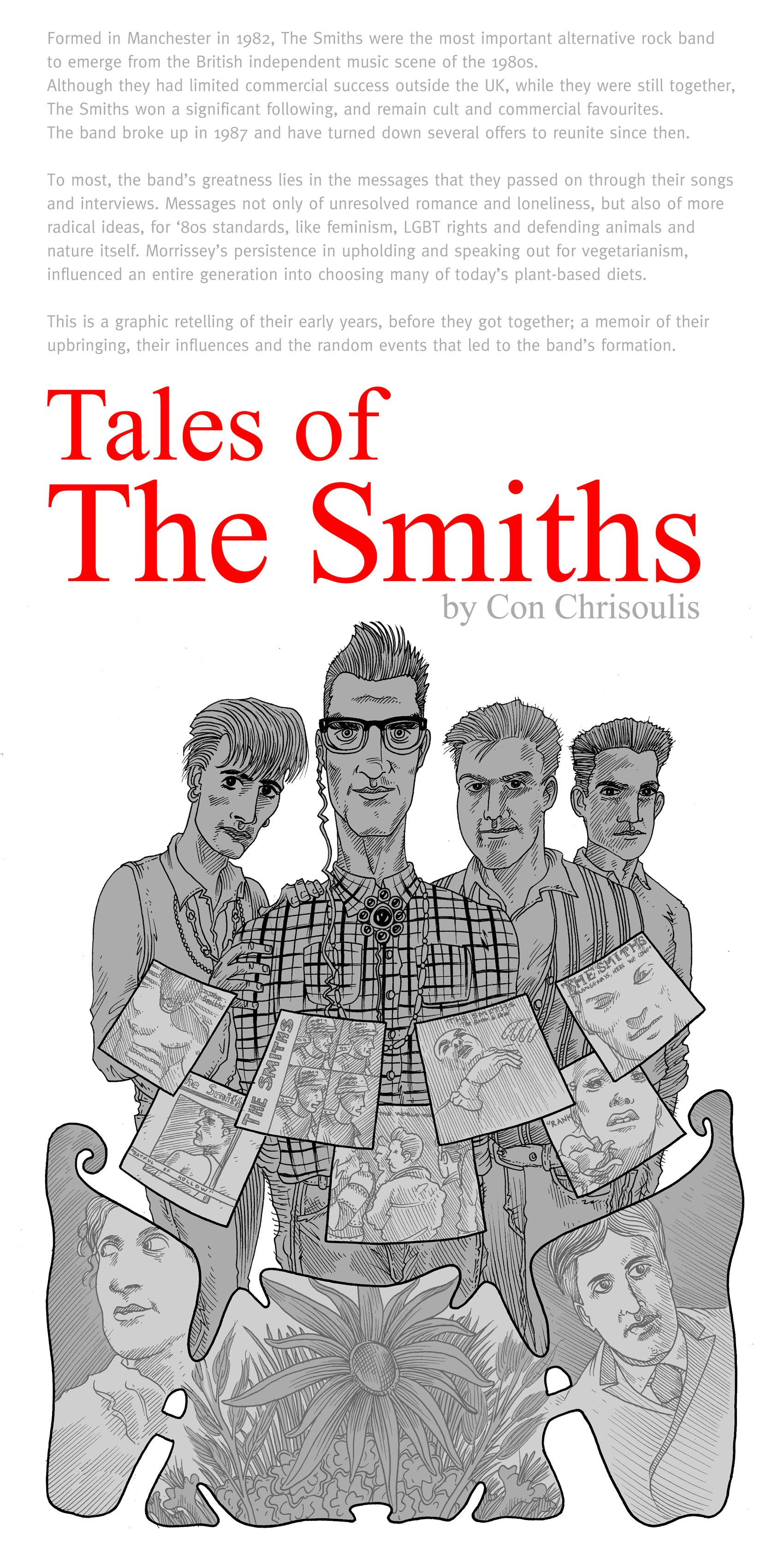 Tales Of The Smiths Will Smith Alternative Rock Tales