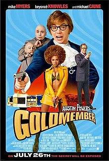 Austin Powers In Goldmember Wikipedia Austin Powers Austin Powers Goldmember Free Movies Online