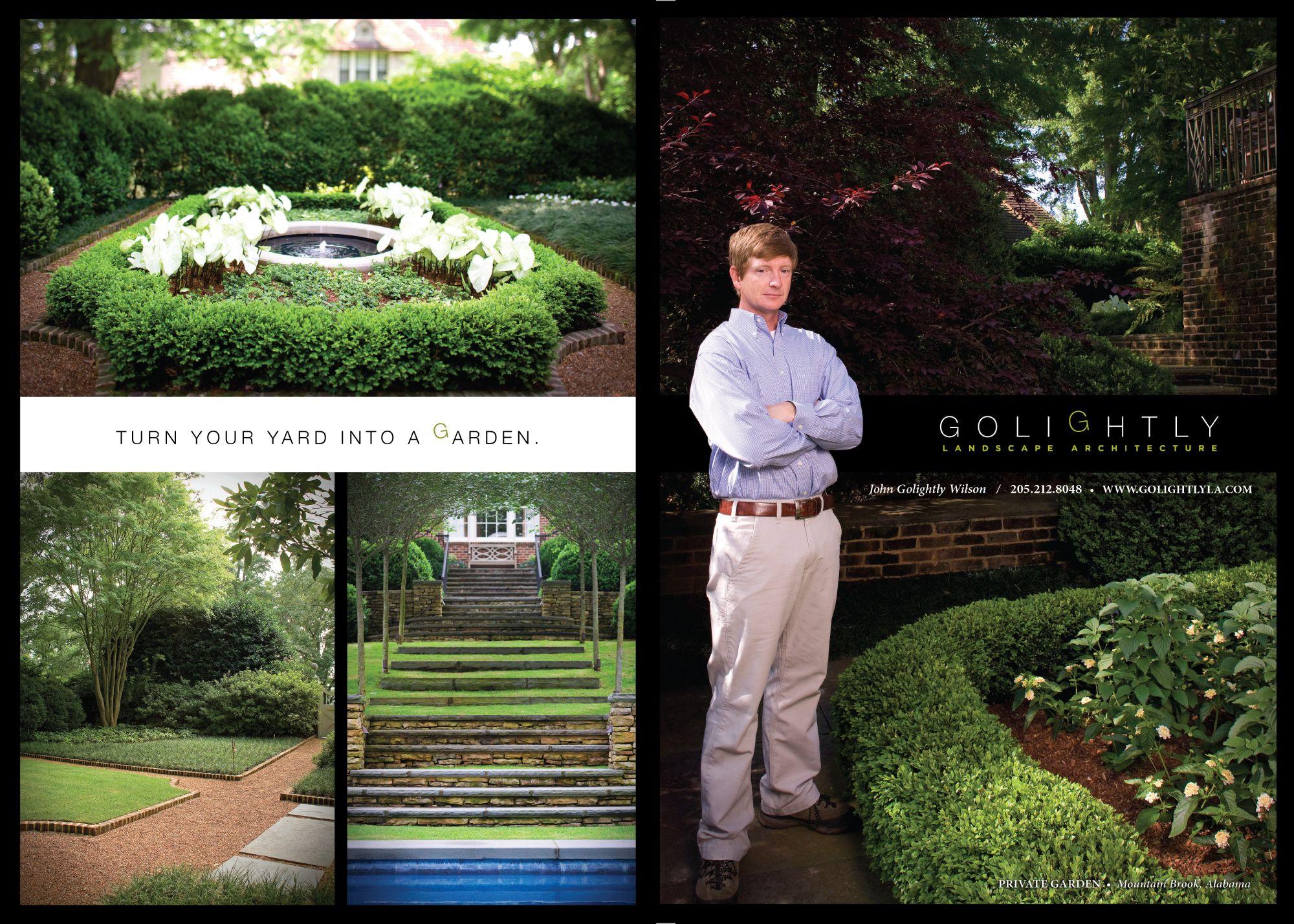 Golightly Landscape Architecture The Scout Guide : Birmingham, AL ...