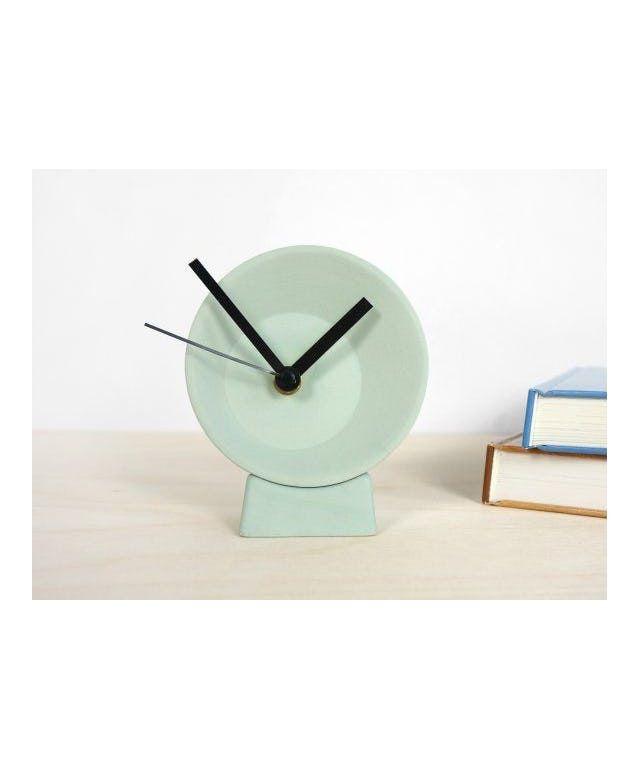 Off Center Desk Clock Designed By Studio Lorier Made In