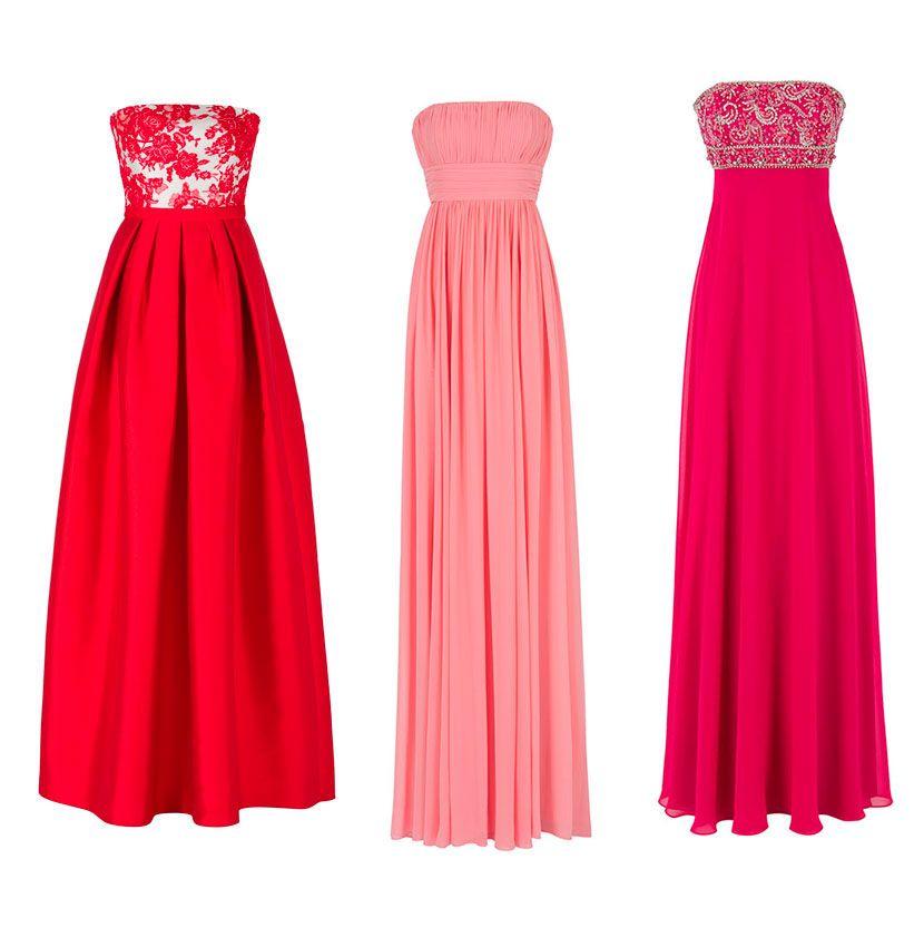 Vestidos de fiesta: ¿Sabes cuáles son las tendencias que se llevan ...