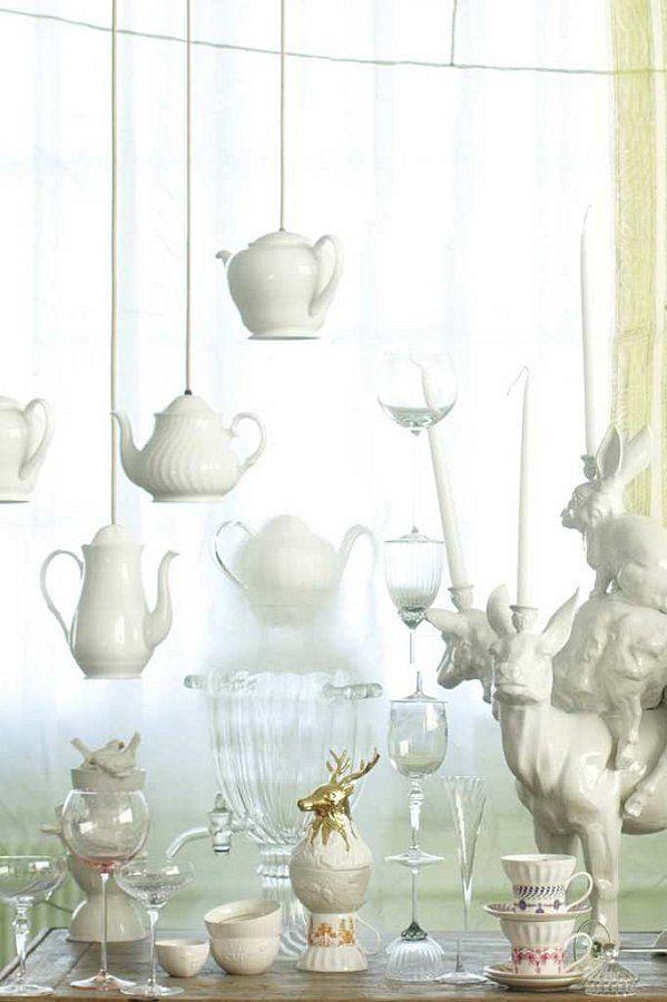 For tea wedding theme