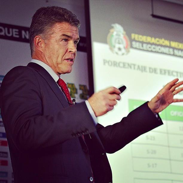 Héctor González Inarritú en conferencia de prensa  #seleccionmexicana #mexico #futbol #soccer #sports