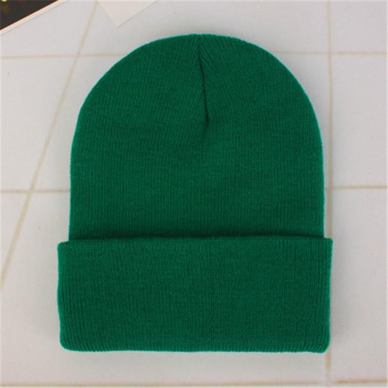 c0235f1fc Simple Beanie in Any Color of the Rainbow | Products | Winter hats ...
