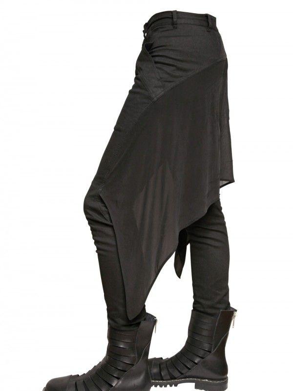 DENIM - Denim trousers Gareth Pugh ePIWR