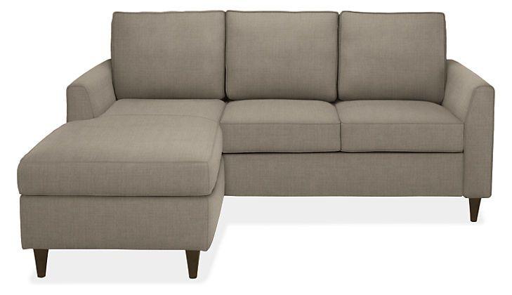 Trenton Day & Night Sleeper Sofa with Chaise - Sleeper Sofas - Living - Room & Board