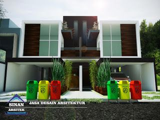 Jasa Desain Rumah Minimalis Modern 2 Lantai 082335327089 Desain