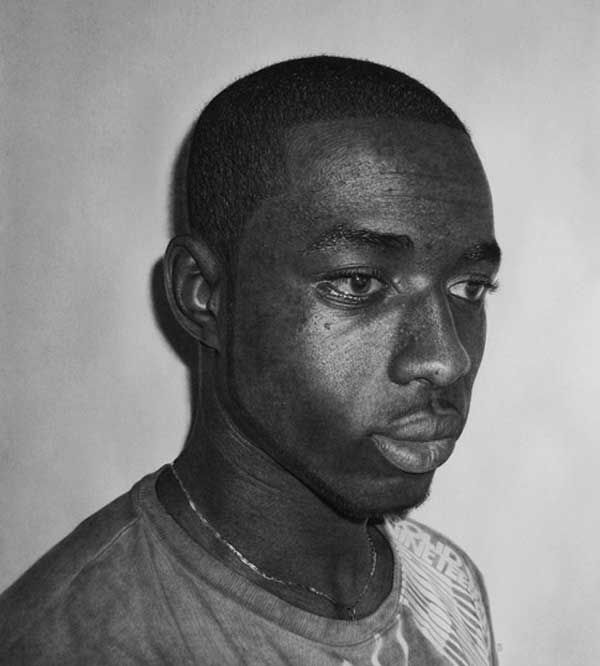 36 stunning pictures of the most realistic pencil drawings that will
