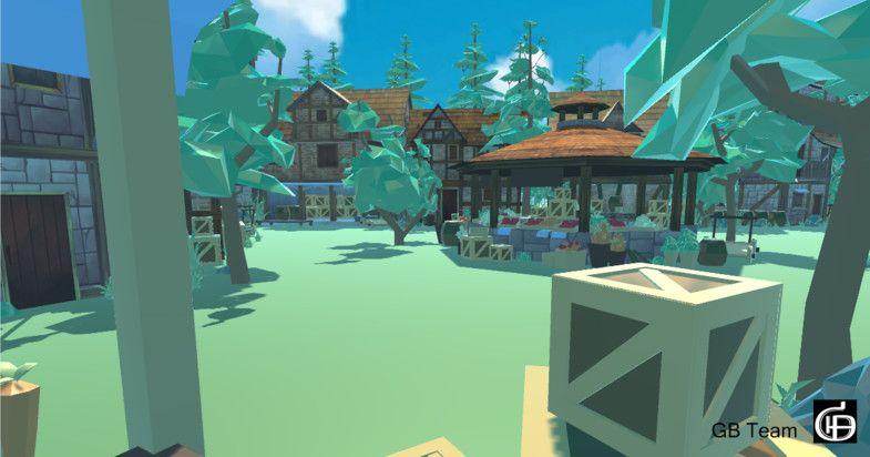 Pine Village Forest VillagePineEnvironmentsForest