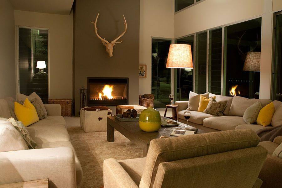 Rooms: Using Natural Fibres And Earth Tones Grounds This Inviting