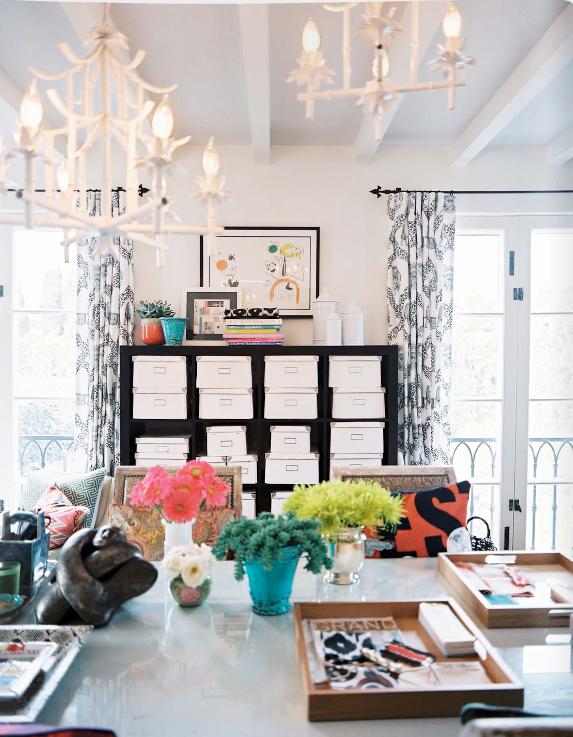 eclectic design home office. Wonderful Home A Fun And Eclectic Home Office  Decorology With Eclectic Design Home Office C