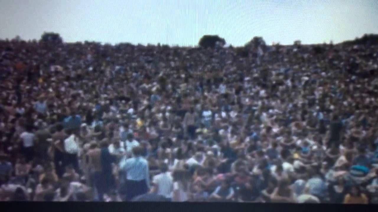 Max Yasgur Speaks At Woodstock Woodstock Music Woodstock Abc Photo