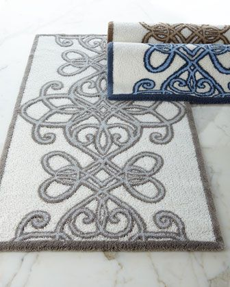 Influence Bath Rug By Abyss Habidecor At Horchow