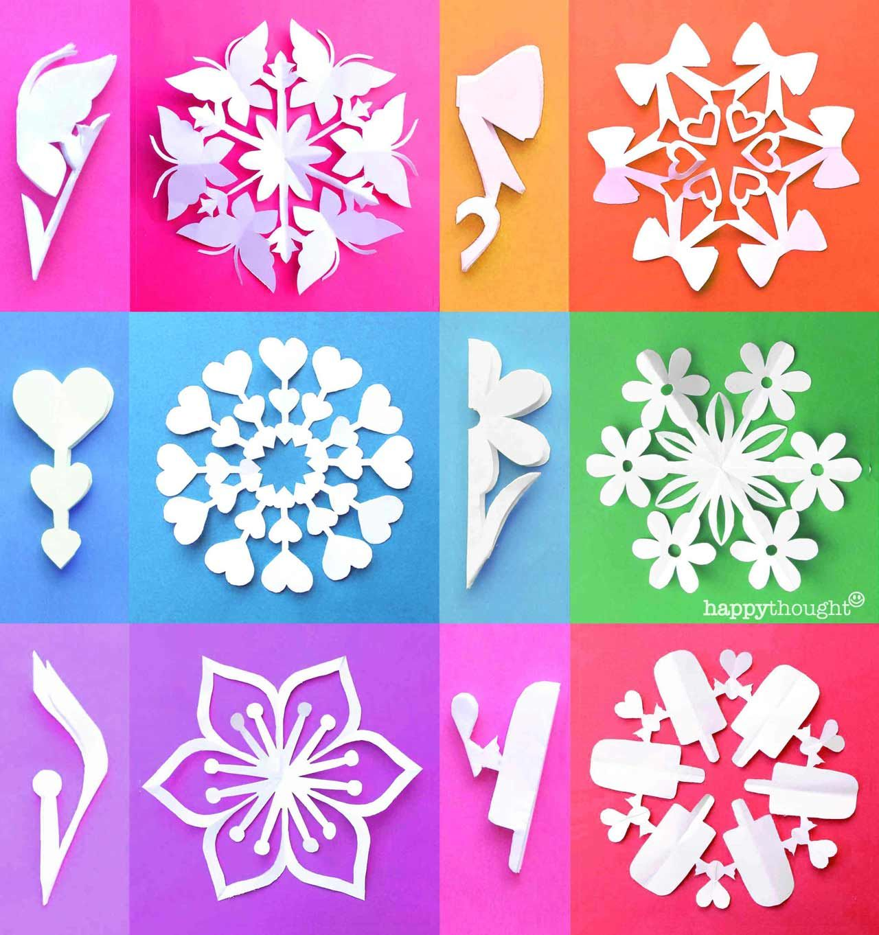 Photo of Valentine Snowflake templates – Easy homemade DIY tips, instructions and templates
