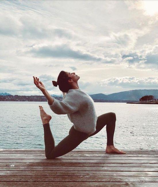 Photo of yoga