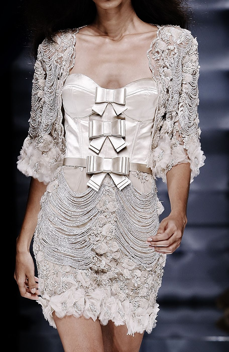 People will stare. Make it worth their while → Zuhair Murad Haute Couture | F/W '10-'11