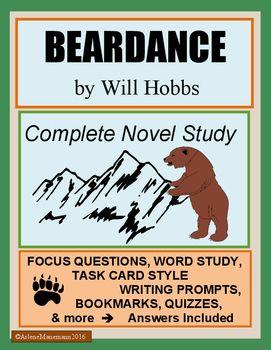 Bearstone by will hobbs.