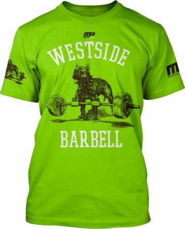 4da7ae79 Musclepharm Sportswear Westside Barbell Tee - Black - 2xl ...