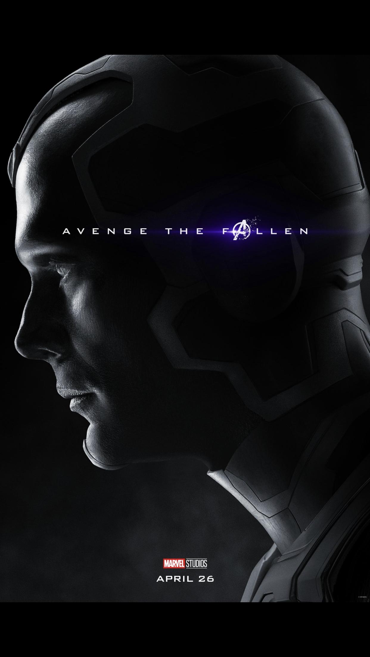 Vision Avenge The Fallen Endgame