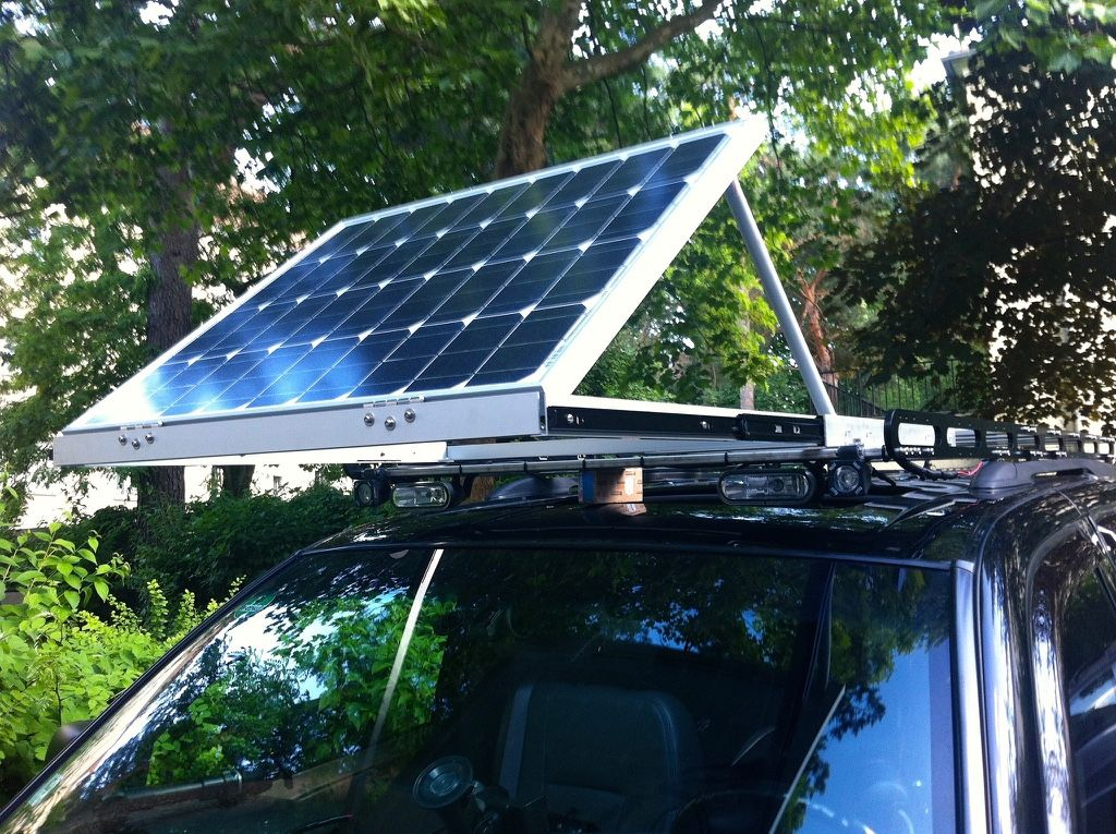 Potential Mounting Option Need To Research Roof Racks Solar Panels Solar Roof Solar