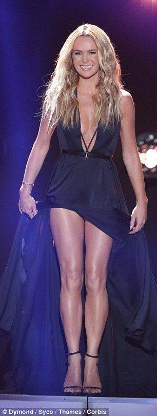 Photo of Amanda Holden is demure for BGT in £ 500k of diamonds