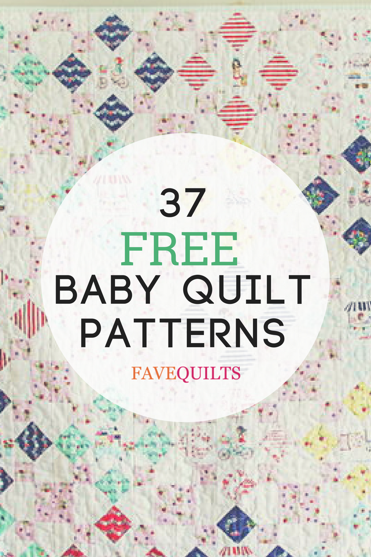 Free scrap quilt pattern |.