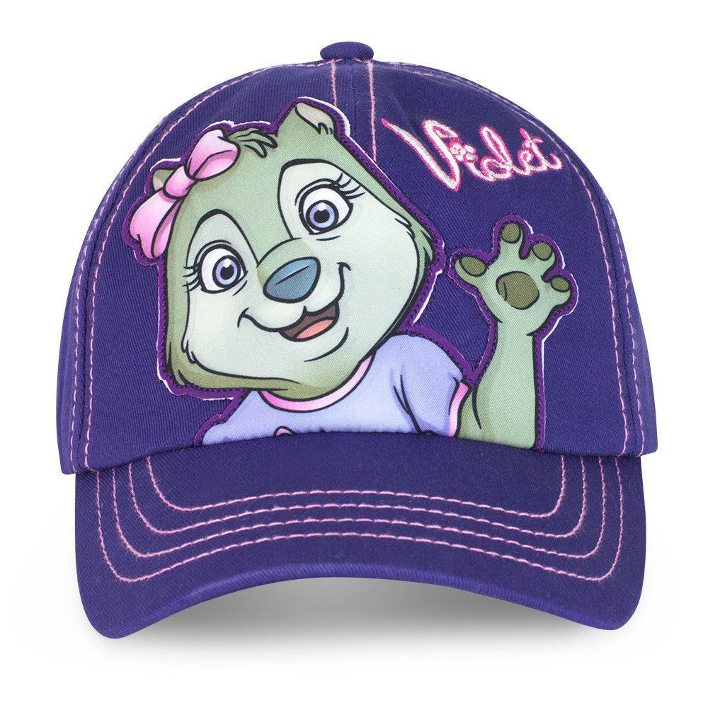 d0c1fbc8a5e Join the pack with this cool Violet Adventure Cap