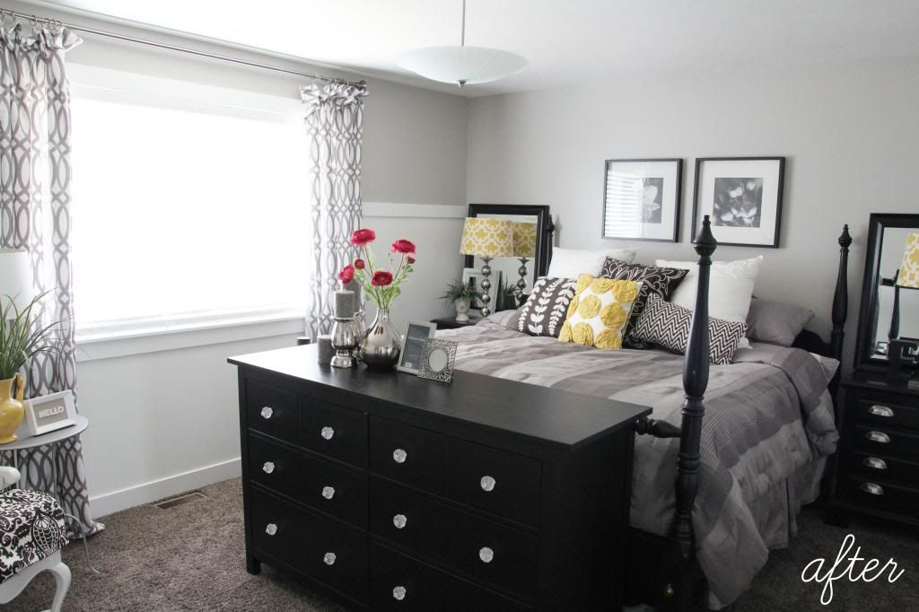 Like The Dresser At The End Of The Bed The Before And After Home