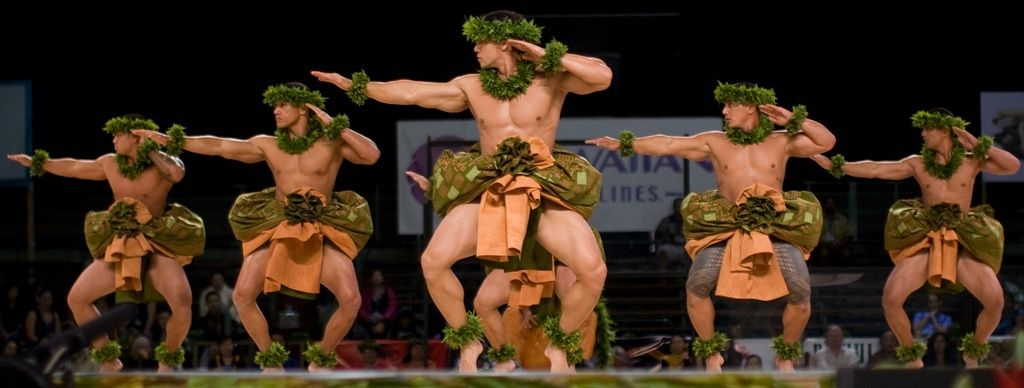 Merrie Monarch - Hula Competition
