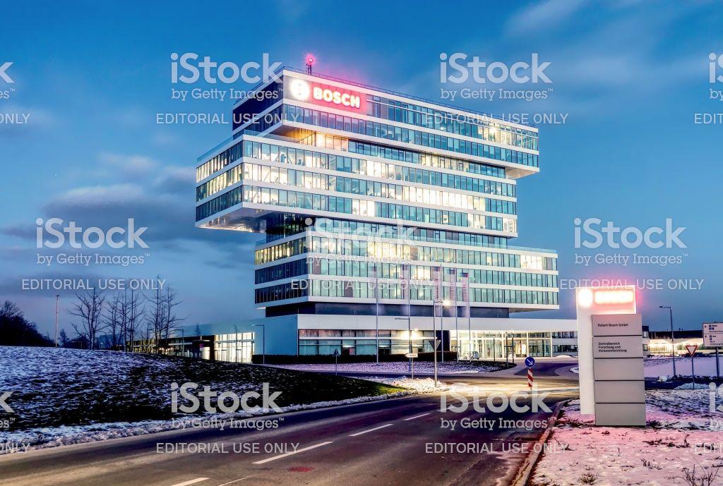 The Image Shows Robert Bosch Building In Renningen Germany Bosch Wurttemberg Baden