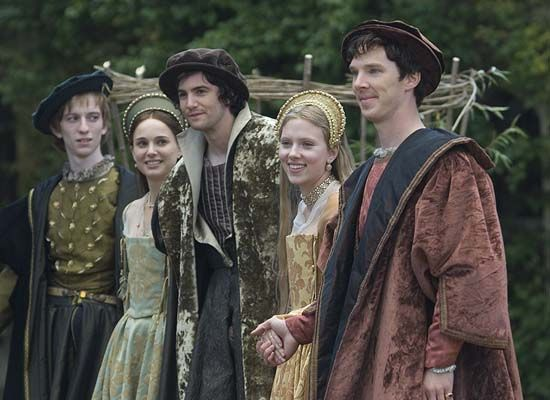 Other Boleyn Girl Scene