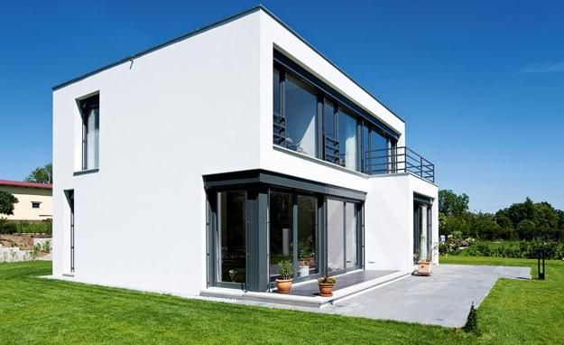 Modern Eco Homes And Passive House Designs For Energy Efficient Green Living Passive House Design Eco House Simple House Exterior Design