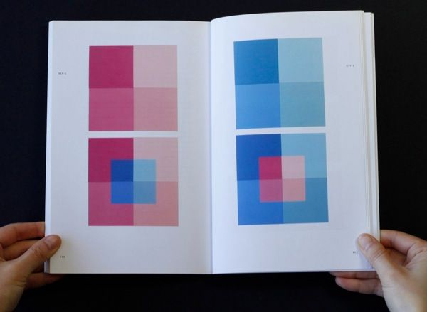 Josef Albers - Interaction of Color | Color - Paintings,Charts etc ...