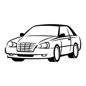 free printable car coloring pages for kids