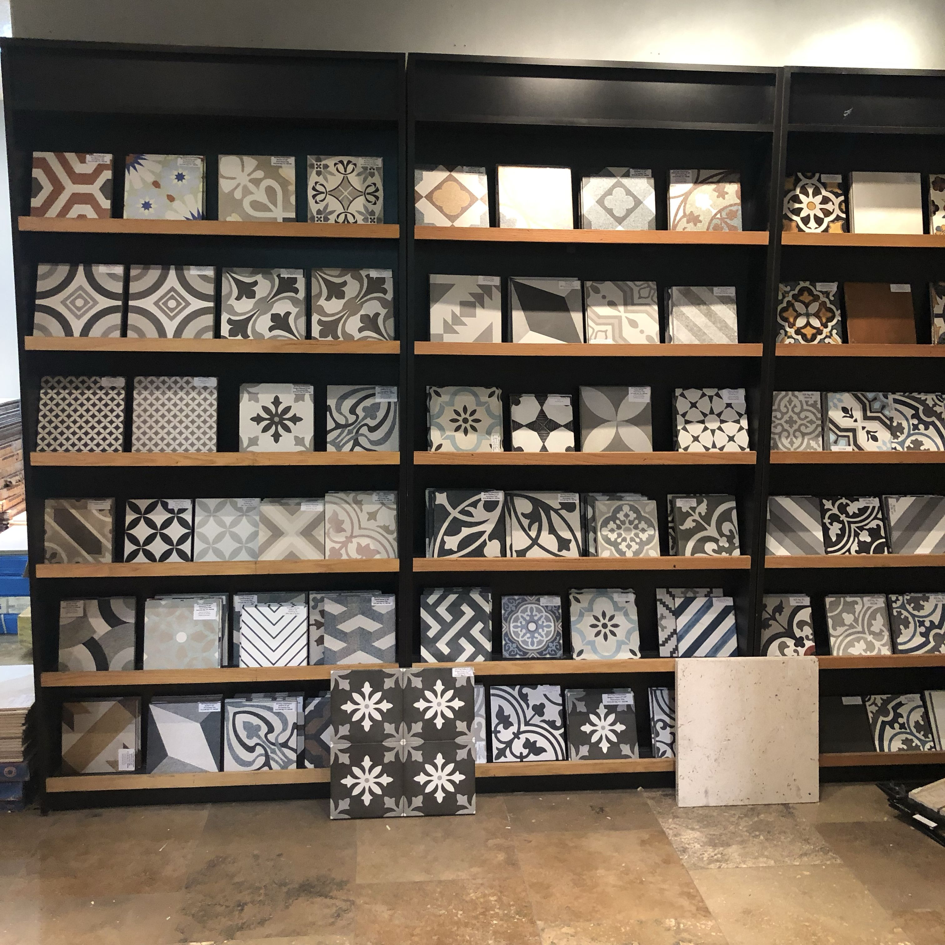 Geometric Tiles At Portland Direct Tile Amp Marble Portland