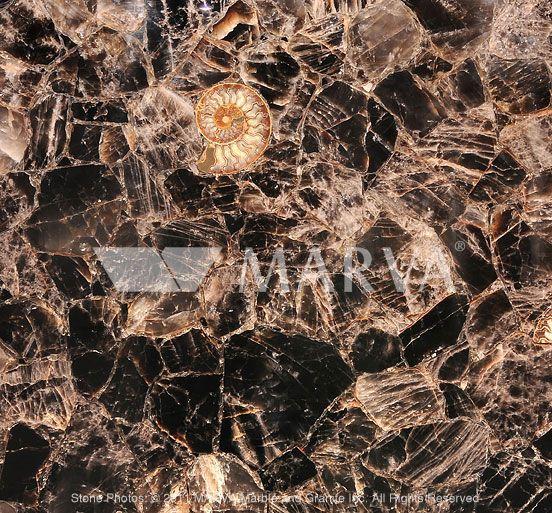 Smoky Quartz Origin Italy Color Group Brown Stone