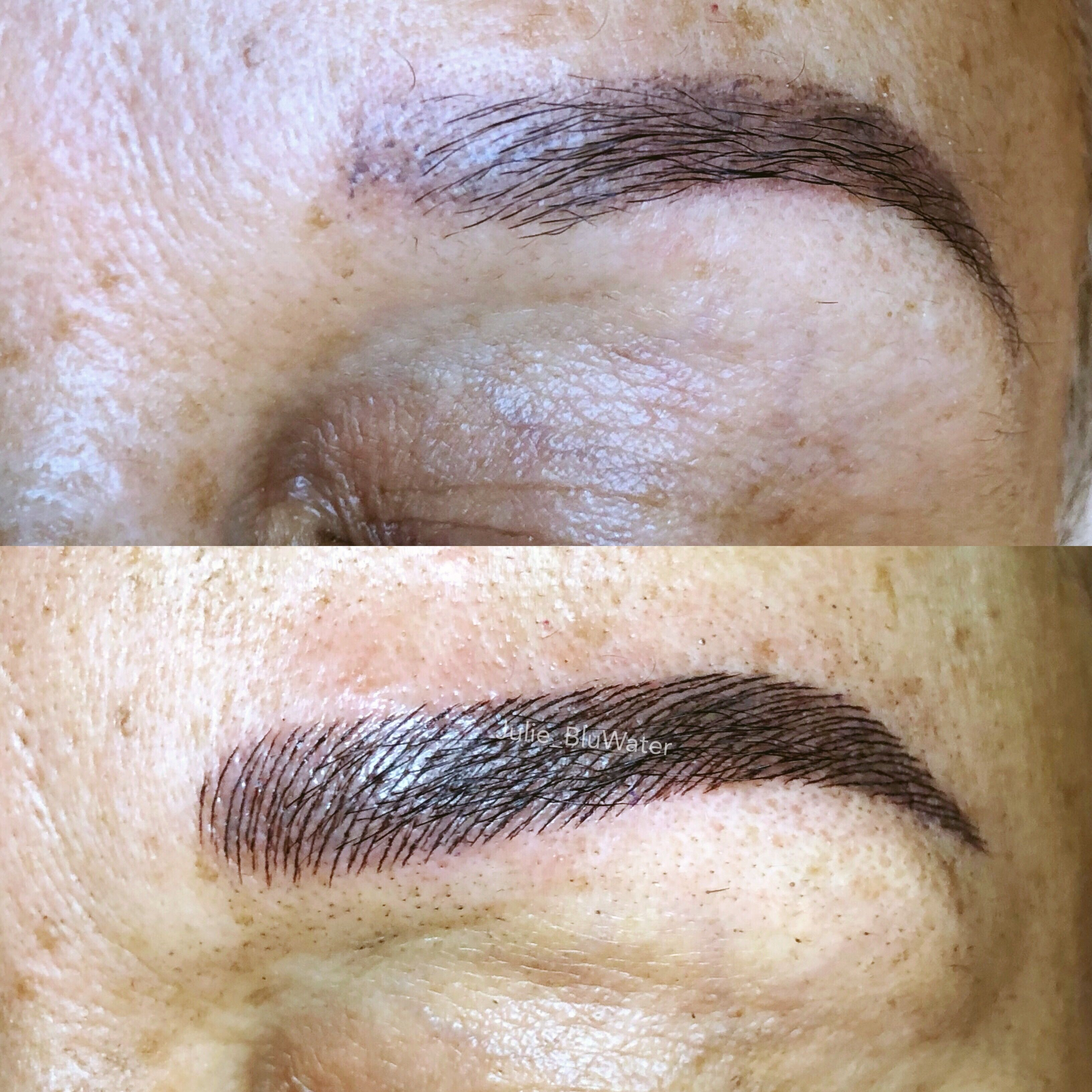 Pin by blu water day spa salon on microblading www