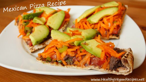 Mexican pizza recipe healthy vegan recipes healthy vegan recipes food mexican pizza recipe healthy vegan forumfinder Image collections